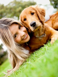 girl_dog